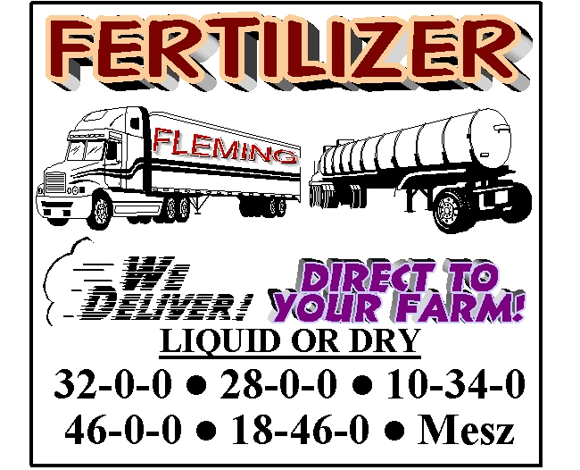 Fertlizer trucks